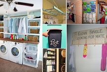 Laundry room / by Dawn Ferguson