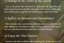 Mabon / Related to Mabon