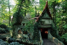 Cool Houses and Wee Little Guest Rooms in the Forest