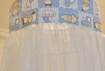 Ciels de lit / Cocon pour bébé sans ondes électromagnétiques