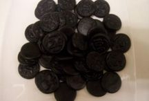 Dutch Licorice / Check out the selection of #DutchLicorice flavours available to buy online at Moo-Lolly-Bar - http://ow.ly/Z63Fv