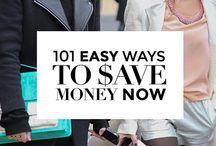 Saving and Making $$$ / by Nicole Palmer