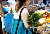 Photographs of Newcastle City Farmers Market