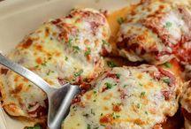 Chicken and Mozzarella