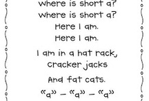 short vowels / by Anita Paulson