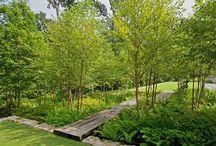 Natural gardens / Ogrody naturalne