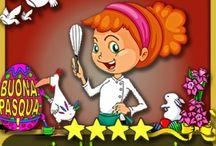 Ricette e idee per Pasqua / Una pagina per raccogliere le idee per Pasqua, non solo ricette di Pasqua, ma anche suggerimenti per arricchire la tavola di Pasqua con un tocco personale!!