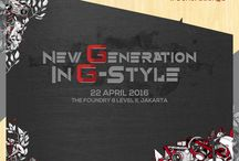 GENERATION_G TVC LAUNCHING / at THE FOUNDRY LEVEL II, SCBD, JAKARTA