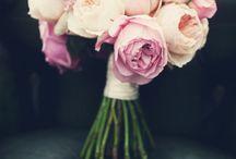 Trouwen // bloemen