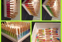 Montessori-Material selbst basteln