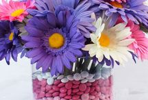 Easter Centerpieces / by Anita C-Buchanan