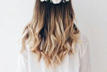 h a i r / Some of my fav hairstyles!!❤️