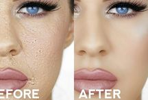 MakeUp / Makeup is simply an extension of the personality, colors and clothing !!