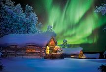 Travel - Lands of Ice and Snow / All the cold, snowy, icey places I would like to travel to