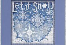 Cross Stitch / Cross stitch kits to do one day...