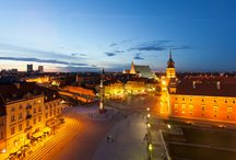 Warsaw by night / night photoes takien in Warsaw by night | Poland © Piotr Krajewski pkrajewski.pl