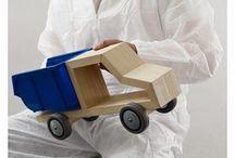 Diy toy truck