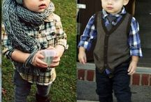 Kids fashion / by Tiffany Williams