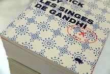 Graphic Design / Identité visuelle, carte de Visite, packaging, typo, forme ...