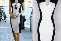платье графика
