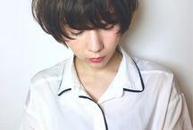 hair style❤マッシュヘア