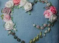 Silk Ribbon & Embroidery