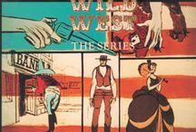 TV: The Wild Wild West / by Mark McGuire