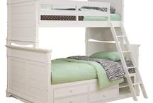 Girls room/ bunk bed ideas