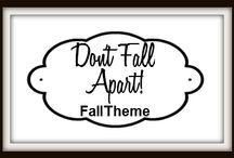 Fall Themed Event / by Ministry Ideas