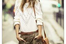 Summer wardrobe wishes / Clothes I like for summer