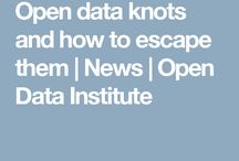Publishing open data