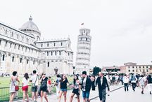 Pisa, Italy / June-July 2014 Pisa, Italy Photos