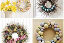 Albero di Pasqua / decorazioni pasquali