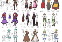 Characters (re-sorting out now)