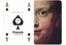 Thema kaarten / Thema speelkaarten, Art playing cards en andere kunstzinnige speelkaarten voorzien van prachtige designs, klassieke meesterwerken en moderne kunst.