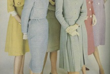 Fashion : 1960's Inspiration / by Akram Taghavi-Burris
