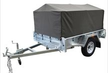 Trailer Gear - Canvas Covers