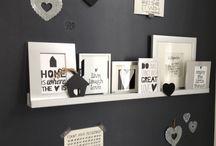 decoratie ideeën  in huis