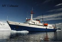 Antarctic Adventures - Ships / All the most important Expedition Shps: Expedition, Explorer, Fram, Midnatsol, Ocean Nova, Orion, Ortelius, Plancius, Polar Pionner, Ushuaia Luxury vessels: Akademik Ioffe, Akademik Vavilov, L'Austral, Le Boreal, Le Lyrial