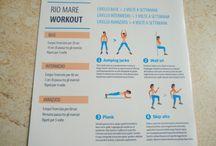 sport allenamento