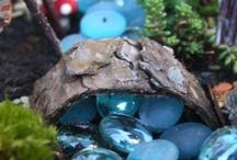 Fairy garden stuff / by Jacqueline Wagner