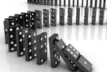 Domino / Domino baan