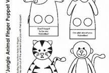 création marionnettes