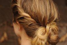 hair / by Nadine Bobbett