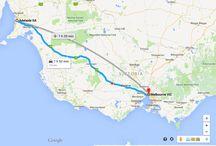Adelaide road trip