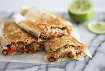 Vegan Mexican Food / Some of our favorite vegan alternatives to classic Mexican food dishes.