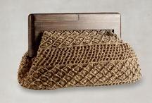 macrame purse