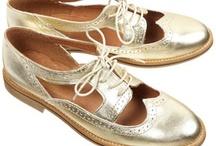 Wear Great Shoes. / by Jillio