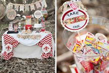Mesas dulces / Circo