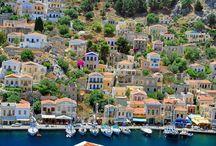 MY BEAUTIFUL COUNTRY-GREECE